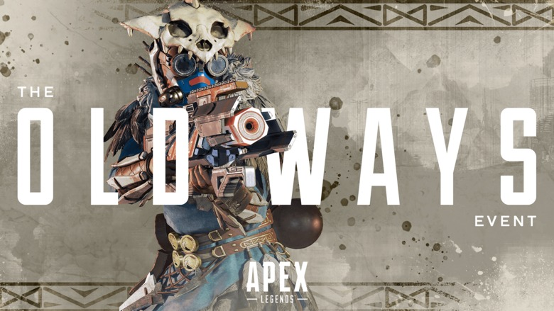 apex legends the old ways solos