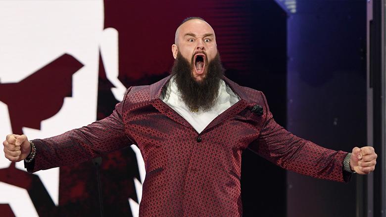 WWE Champion Braun Strowman