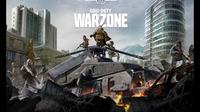 call of duty warzone new weapons
