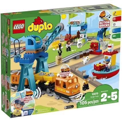 Cargo Train Set