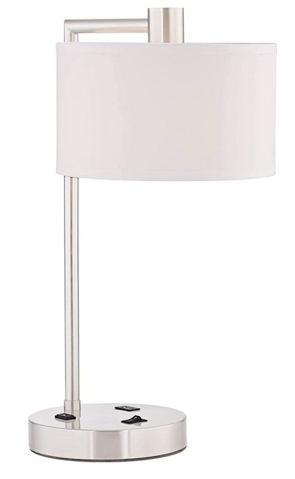 Colby Hotel Style Lamps with USB Port