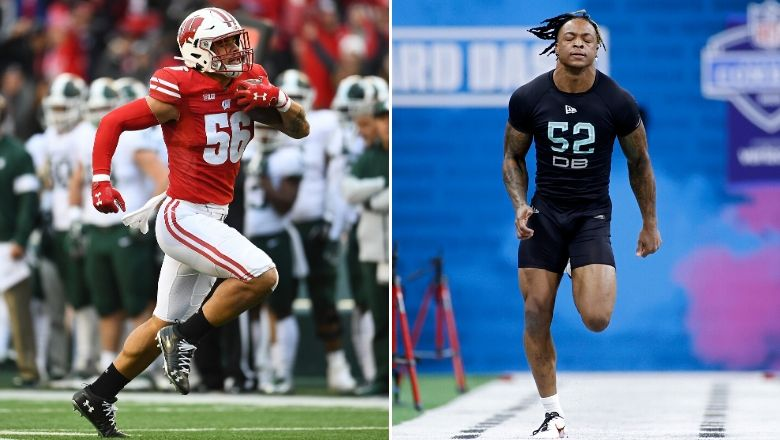 NFL Draft best available fits for the New York Giants Round 2