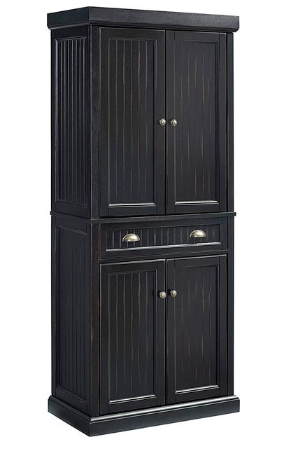Crosley Furniture Seaside Kitchen Pantry Cabinet