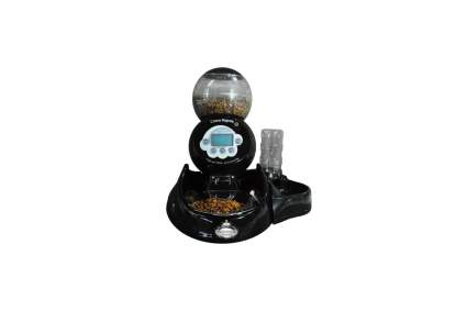 Crown Majestic Platinum Series Dog and Cat Automatic Pet Feeder