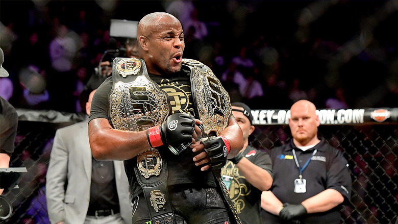 List Of Ufc Fighters With Titles In Multiple Weight Classes Heavy Com