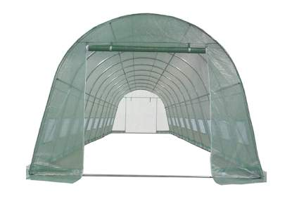 large high tunnel greenhouse