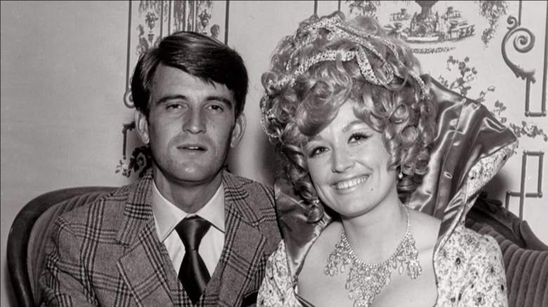 Dolly Parton and husband Carl Dean