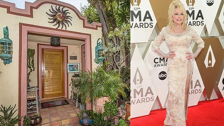 Dolly Parton Home