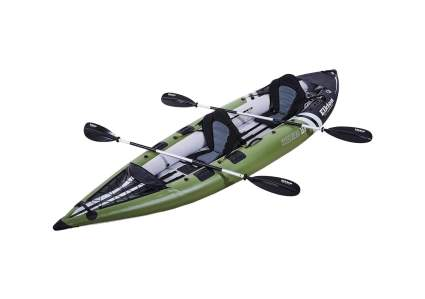 Elkton Outdoors Steelhead Fishing Kayak