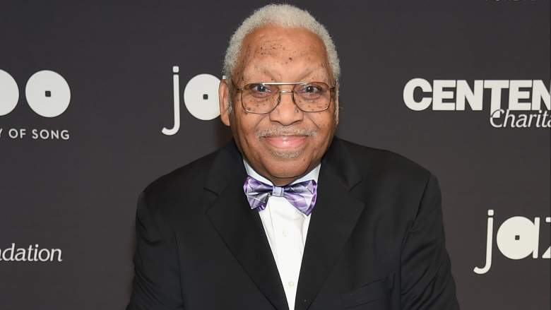 Ellis Marsalis death