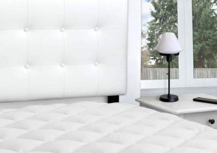 eLuxury Supply Extra Thick Mattress Topper