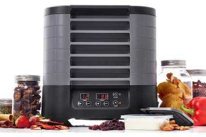Excalibur 6-Tray Stackable Electric Food Dehydrator