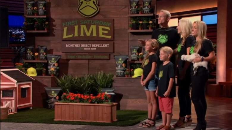First Saturday Lime Shark Tank