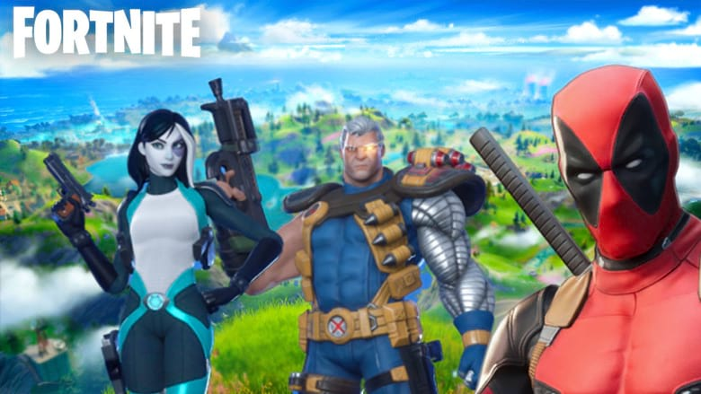 fortnite cable domino psylocke x force skins
