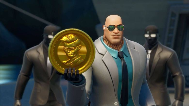 fortnite xp coins midas missions