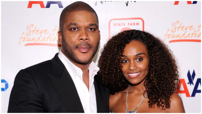 tyler perry girlfriend