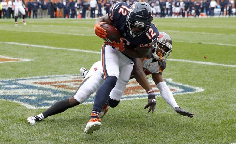 Chicafgo Bears WR Allen Robinson contract extension