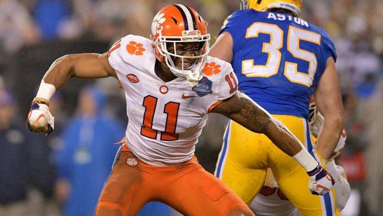 2020 NFL Draft Linebacker Rankings