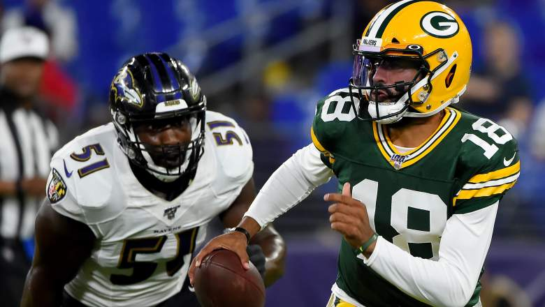 Packers Cut Manny Wilkins