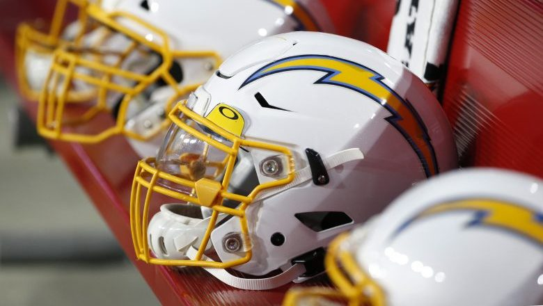 Los Angeles Chargers reveal new uniforms
