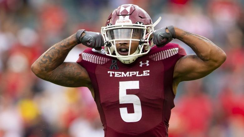 New York Giants Showing interest in NFL Draft Prospect Shaun Bradley of Temple