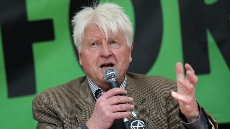 Boris Johnson's Father Stanley Johnson