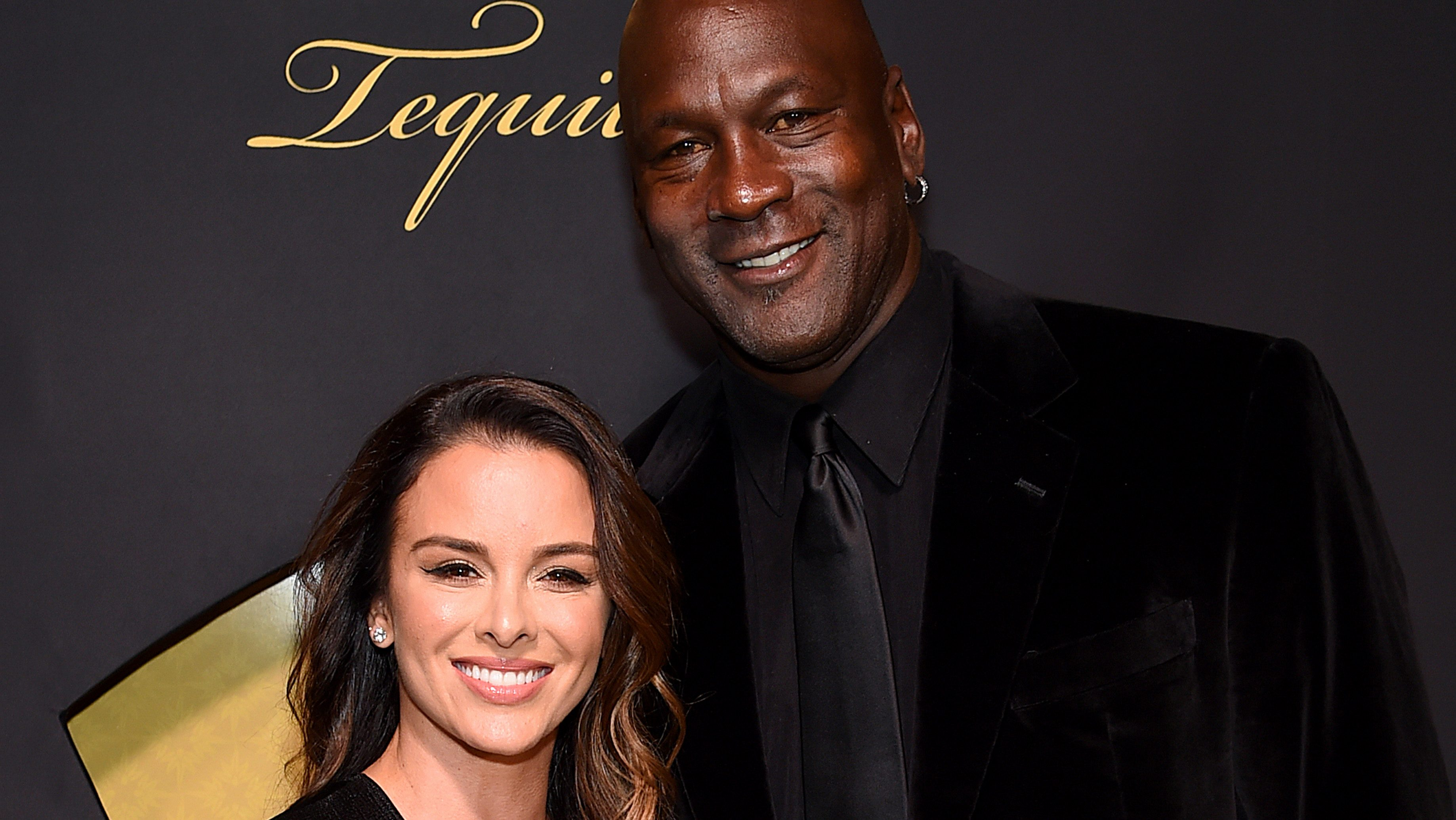 Michael Jordans Wife Yvette Prieto Is Proud Mom to Twins