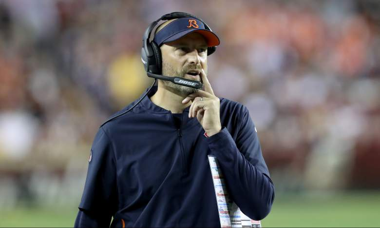 Chicago Bears 2020 roster cuts
