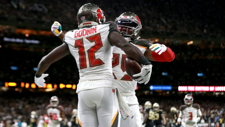 Tampa Bay Buccaneers 2020 NFL Draft Pick Selection