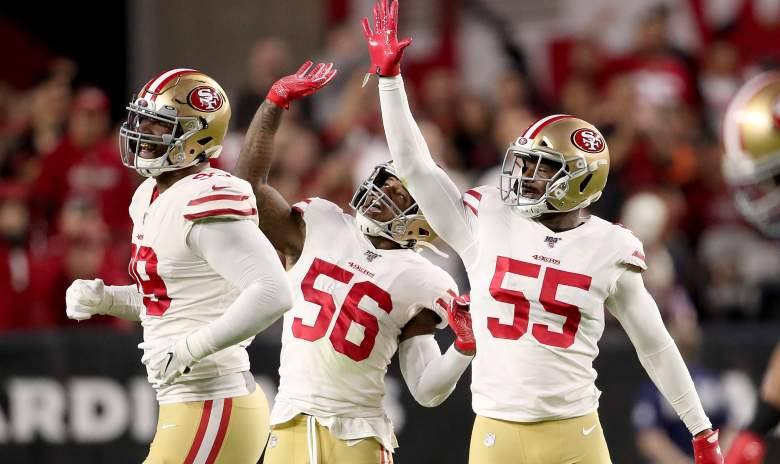 San Francisco 49ers trade Dee Ford Marquise Goodwin