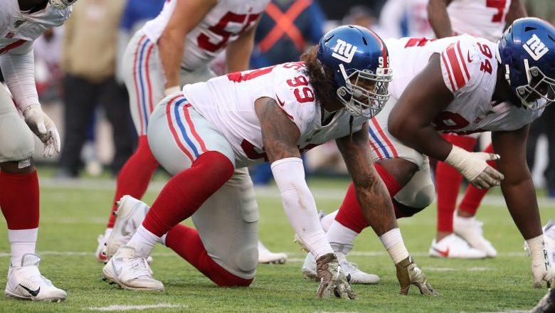 Giants to franchise tag Leonard Williams