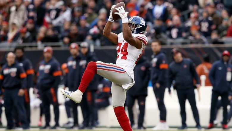 Giants safety Julian Love could switch positions, replace Deandre Baker