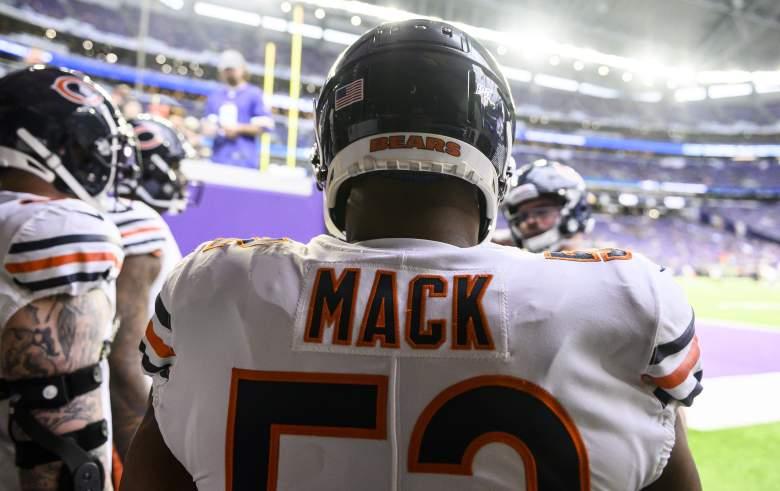 Bears Madden 21 ratings