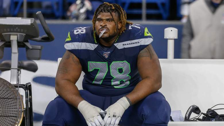 Seahawks Roster Cuts
