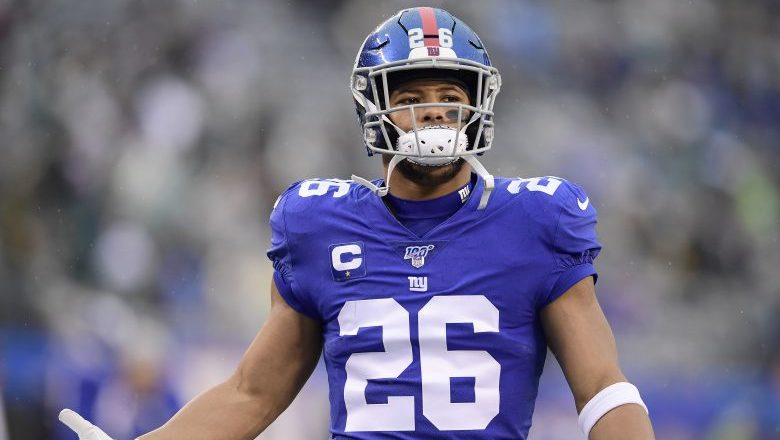 Saquon Barkley Joins NFL Stars in powerful video against racism