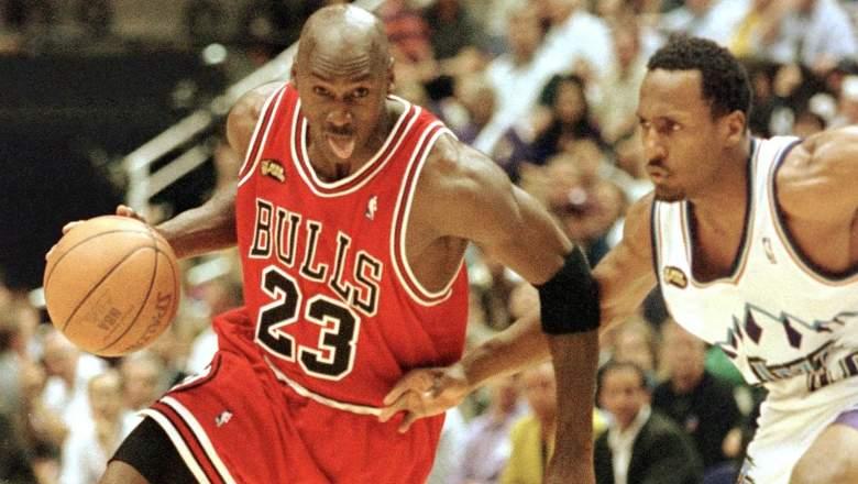 Michael Jordan Netflix