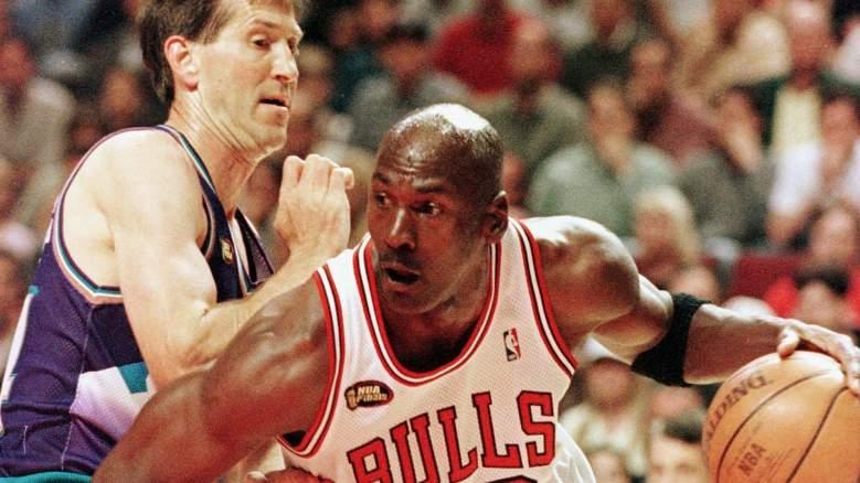 Michael Jordan Salary