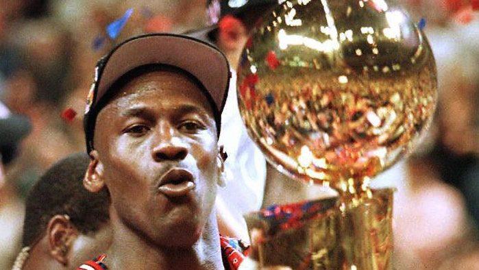 Michael Jordan Rings