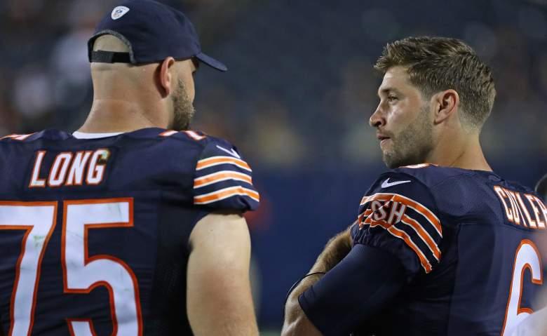 Former Bears Kyle Long and Jay Cutler