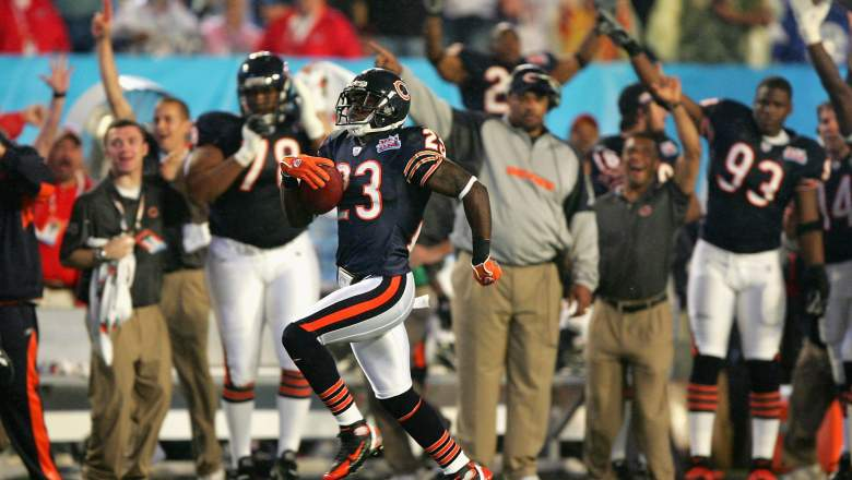 Devin Hester Chicago Bears Pro Football Hall of Fame