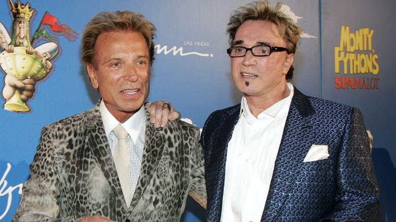 Roy Horn and Siegfried Fischbacher