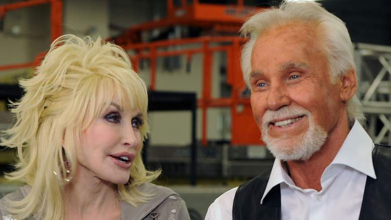 CMT Giants Kenny Rogers, Dolly Parton