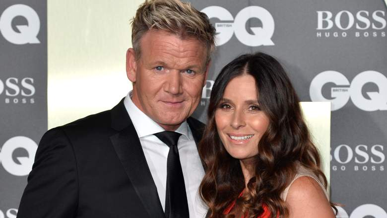 Gordon Ramsay and wife Tana Ramsay