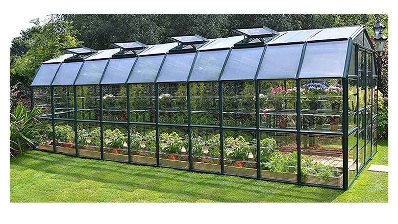 Greenhouse Kits For Self Sufficiency