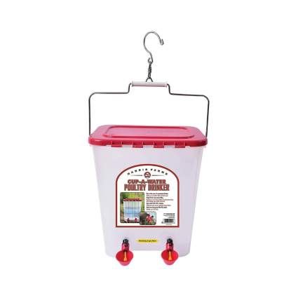 Harris Farms Cup-A-Water Chicken Waterer