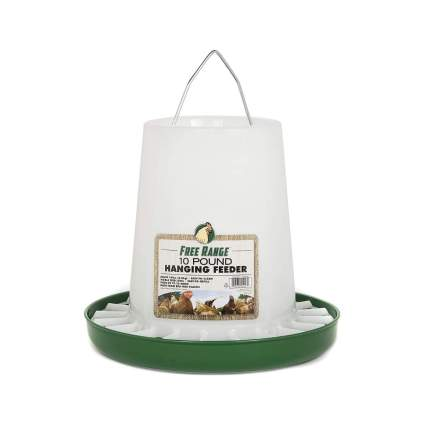 Harris Farms Plastic Hanging Poultry Feeder