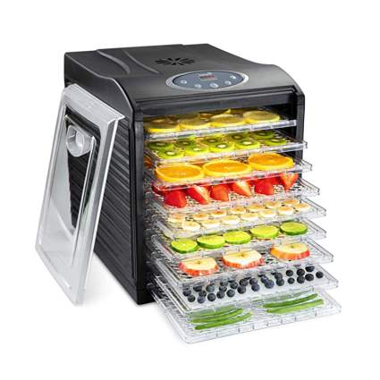 9 tray food dehydrator