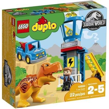 Jurassic World T.Rex Tower Set