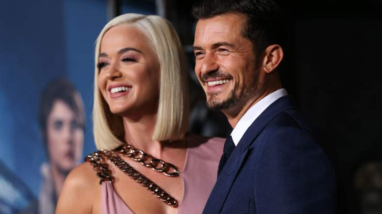 Katy Perry and Orlando bloom home