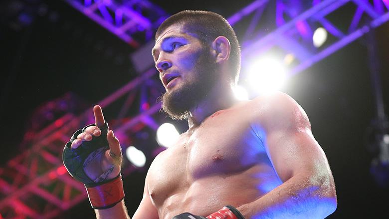 UFC Khabib Nurmagomedov
